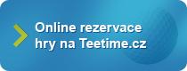 Online rezervace na Teetime.cz